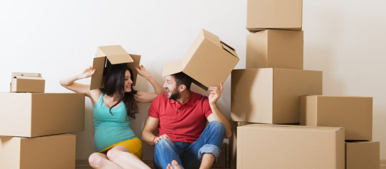moving hire a moving company