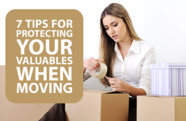household moving and storage services